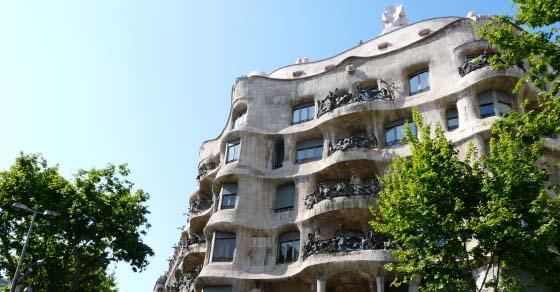 Sangria, Gaudi i paella, czyli weekend w Barcelonie