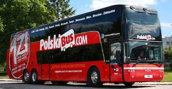 Czy warto jeździć PolskimBusem?
