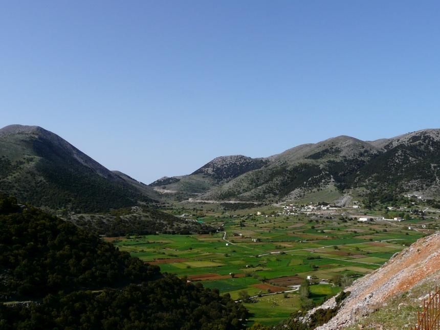 Kreta - wdrodze przezwyspę domiejscowości Imbros