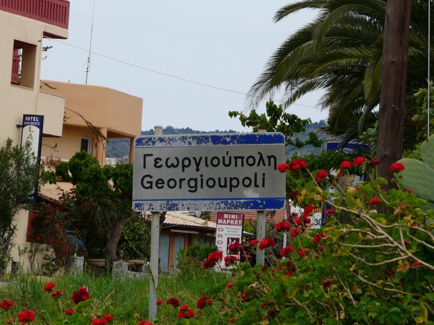 Georgioupolis - nadmorski kurort naKrecie