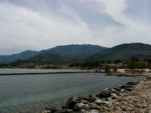 Georgioupolis - widok naplaże, Kreta