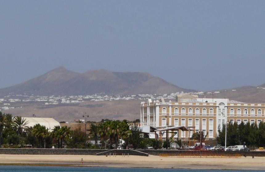 Arrecife - jak przypadkiem zwiedziłam stolicę Lanzarote