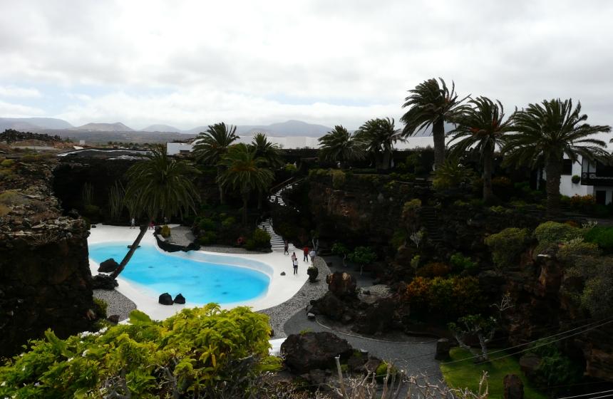 Dolina Jameo Grande - Lanzarote