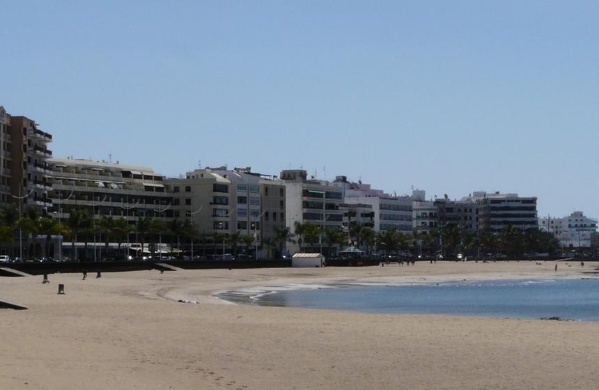 Lanzarote, Arrecife - stolica wyspy