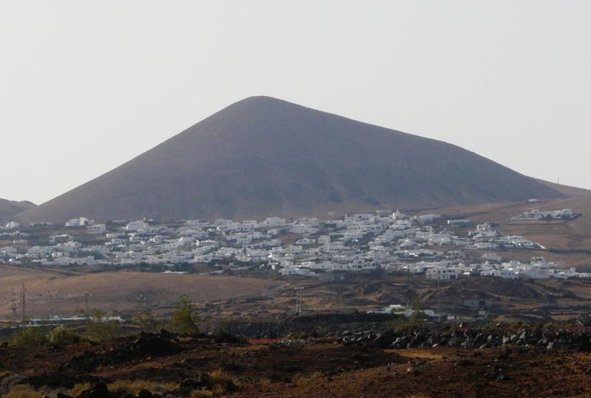 Lanzarote - wyspa wulkanów