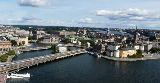 Sztokholm w jeden dzień
