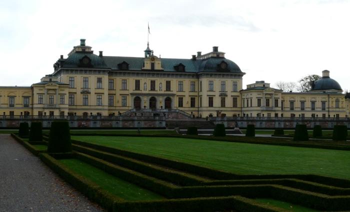 Pałac Drottningholm, Sztokholm