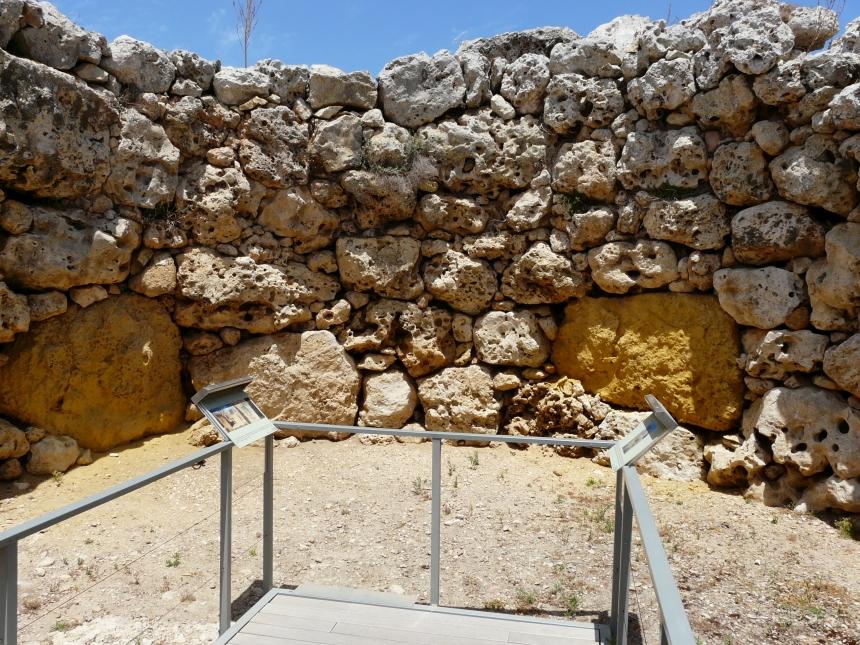 Świątynie Ggantija naGozo, Malta