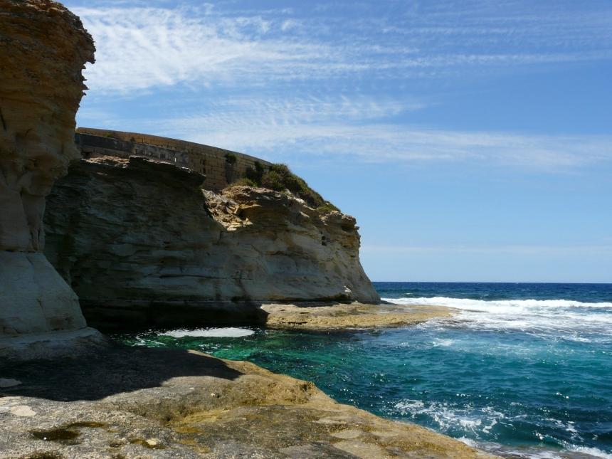 Marsalforn - kąpielisko naGozo