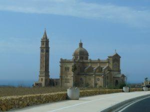 Sanktuarium Ta'Pinu, Gozo