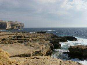 Zatoka Dwejra, Gozo