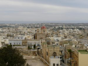 Victoria - stolica Gozo, Malta