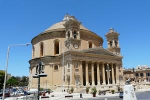 Kościół podwezwaniem Wniebowzięcia Maryi Panny, Mosta, Malta