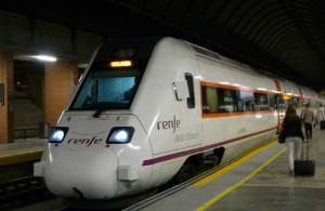Renfe, pociągi wHiszpanii