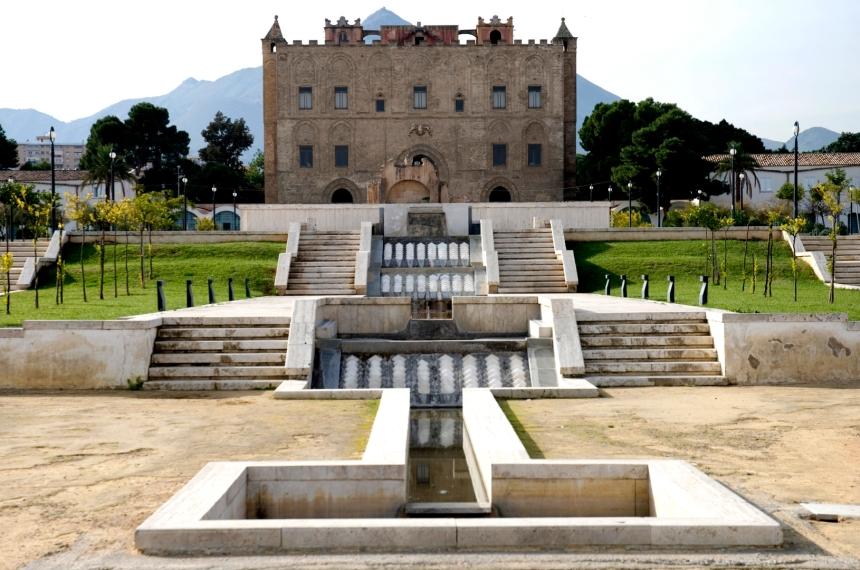 Palazzo della Zisa, Palermo, Sycylia