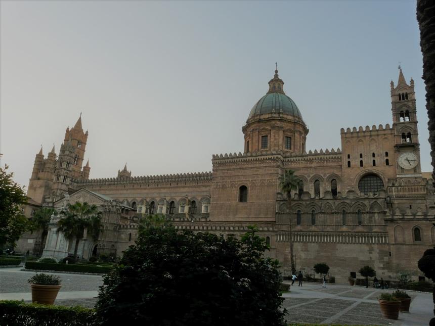 Katedra Santa Rosalia, Palermo, Sycylia