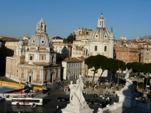 Kościół św. Marka, Plac Wenecki, Rzym