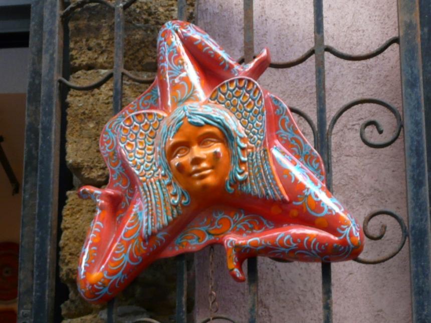 Symbol Cefalu, Sycylia