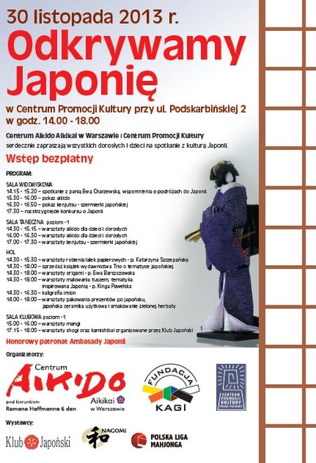 Odkrywamy Japonię