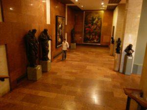 Węgierska Galeria Narodowa (Magyar Nemzeti Galéria), Budapeszt, Węgry