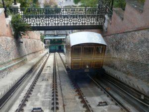 Kolejka Siklo wBudapeszcie, Węgry