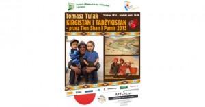 Spotkanie zpasją: Kirgistan iTadżykistan - przezTien Shan iPamir 2013