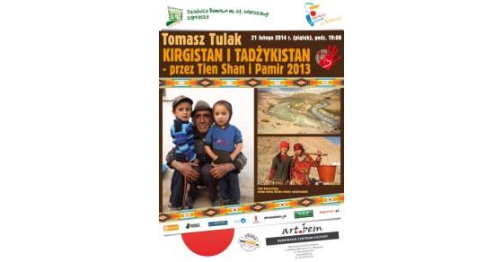 Spotkanie z pasją: Kirgistan i Tadżykistan - przez Tien Shan i Pamir 2013