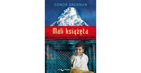 """""""Mali książęta"""" Conor Grennan"""