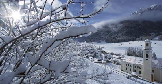 Zimowa kraina czarów w Południowym Tyrolu