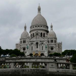 Bazylika Sacré Coeur, Paryż, Francja
