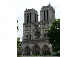 Katedra Norte Dame, Paryż, Francja
