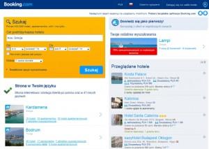Booking.com - serwis rezerwacyjny hoteli