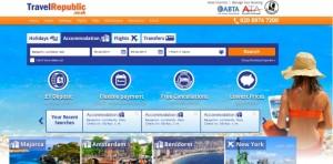 Travel Republic - serwis rezerwacyjny hoteli, wakacji, transferów, lotów