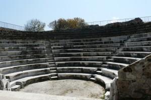 Amfiteatr, Odeon, Kos
