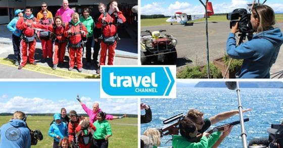 Kamperowe wyzwania – nowość w Travel Channel