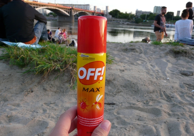 Preparat nakomary - OFF Max