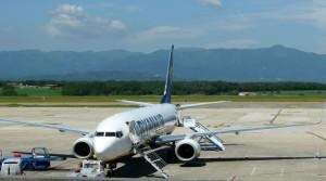 Poradnik taniego podróżowania - samolot Ryanair