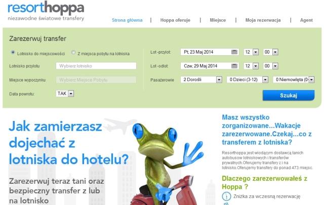 Resorthoppa - poradnik taniego podróżowania