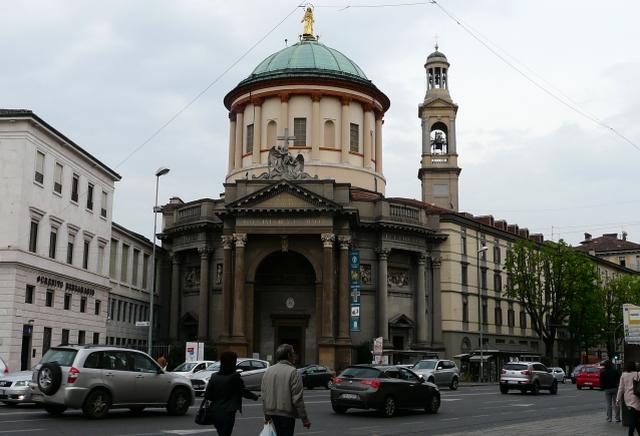 Bergamo Bassa, Porta Nuova