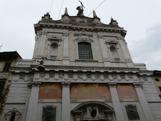 Kościół San Bartolomeo, Bergamo Włochy