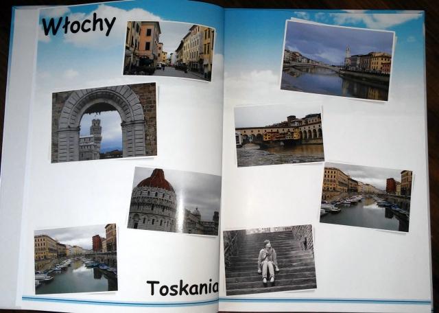 Fotoksiążka od Empikfoto - Włochy, Toskania