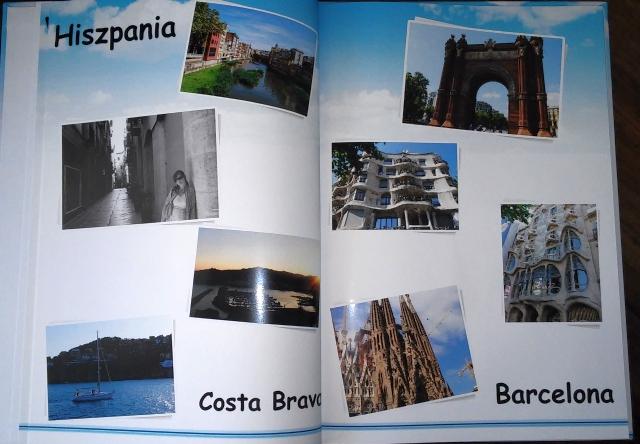 Fotoksiążka od Empikfoto - Hiszpania, Costa Brava iBarcelona