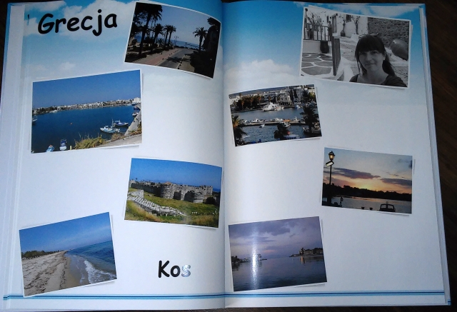 Fotoksiążka od Empikfoto - Grecja, Kos