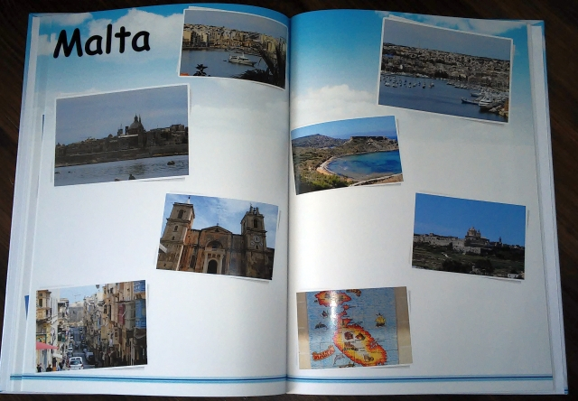 Fotoksiążka od Empikfoto - Malta