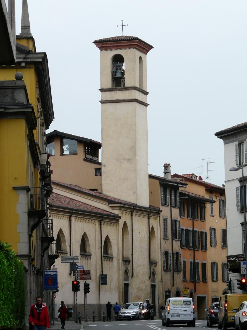Bergamo Bassa (Citta Bassa), Włochy