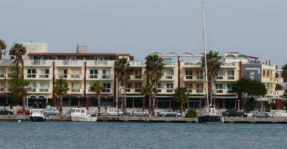 Kosta Palace 4* – hotel w mieście Kos