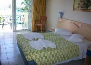 Hotel Kosta Palace - mój pokój