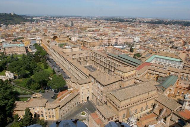 Muzea Watykańskie, Rzym, Włochy
