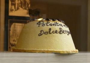 Regionalne słodkości zBergamo - Polenta