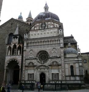 Capella Colleoni, Bergamo